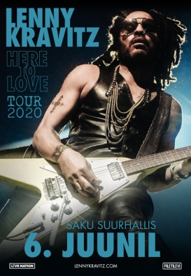 ATCELTS - LENNY KRAVITZ - Here To Love Tour