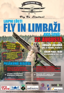 FLY IN LIMBAŽI