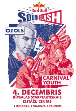 Red Bull SoundClash Latvija 2020