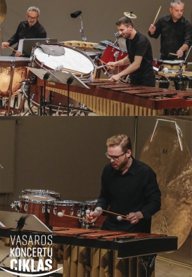 Percussion and Choir | Summer Concert Series