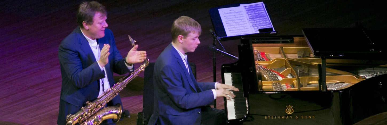 Pirmo World Jazz Festival dienu atklās Igors Butmans un Oļegs Akkuratovs