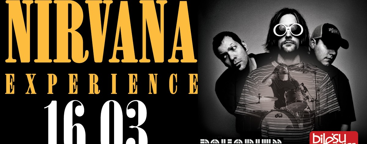 The NIRVANA Experience and CHAD CHANNING - biļetes jau pārdošanā!