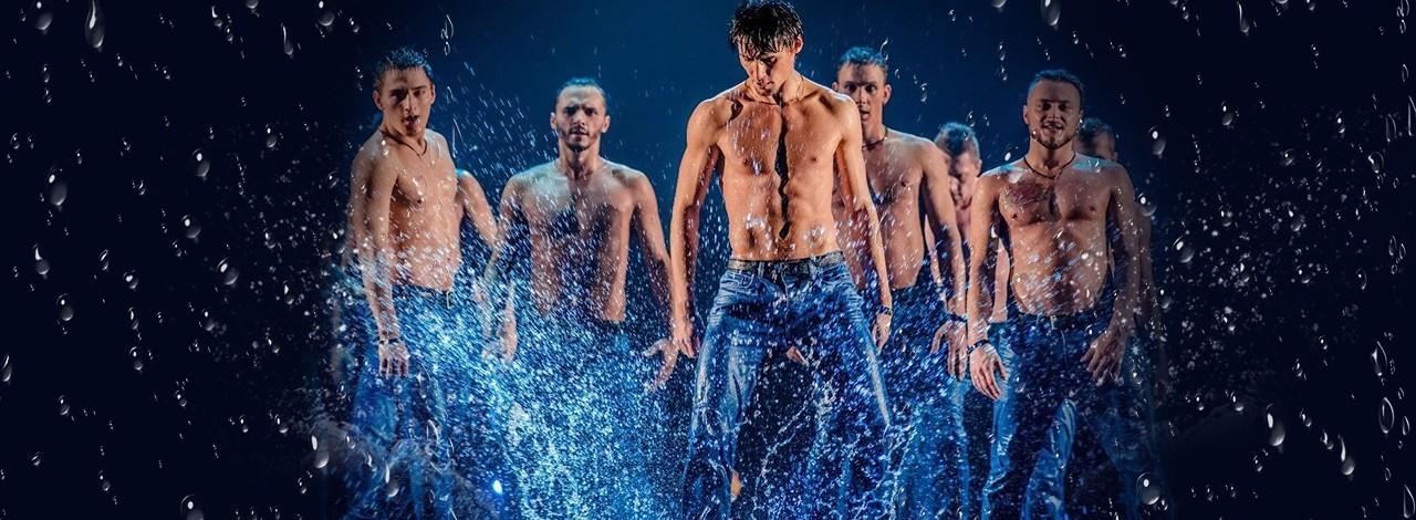 Поездка на театр танца «Шоу под дождем» из Вентспилса в Лиепаю и обратно