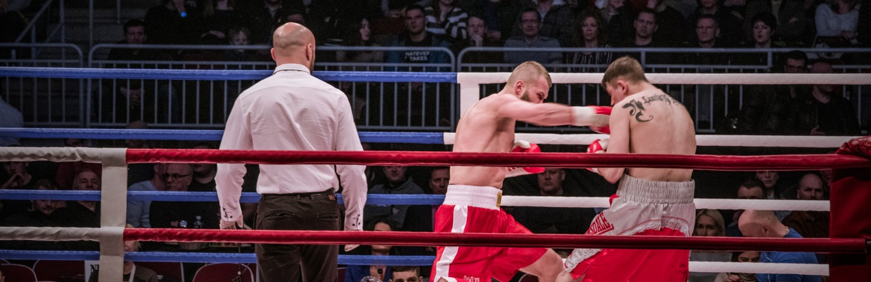 В Риге пройдёт бойцовский чемпионат '101 Fighting championship'