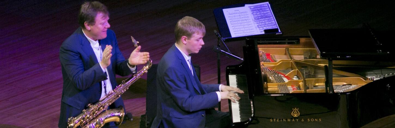 Первый день World Jazz Festival откроет Игорь Бутман и Олег Аккуратов