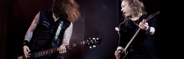 В Риге пройдет трибьют-шоу «Metallica S&M» с симфоническим оркестром