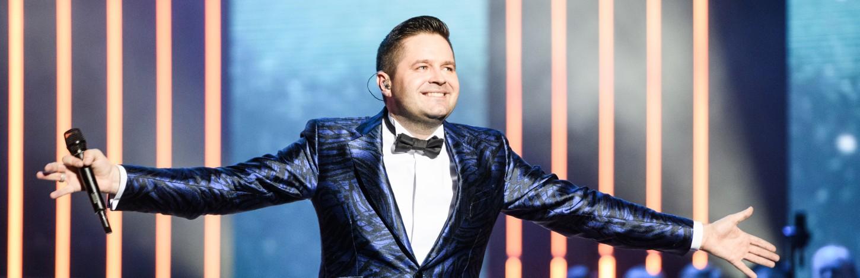 В Риге выступит певец Сергей Волчков