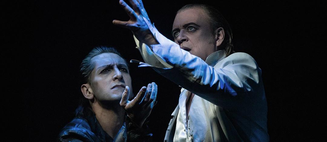 «Портрет Дориана Грея» - очередная премьера «Театра на Юго-Западе» в Риге!
