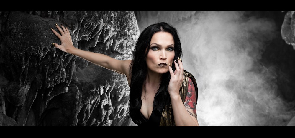 Tarja's coming to Riga for the very first time with a special Christmas program
