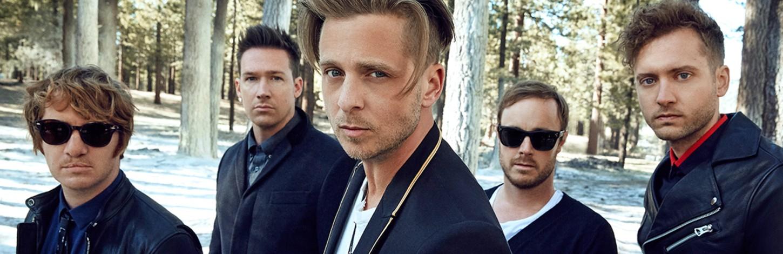 Сегодня начинается продажа билетов на концерт OneRepublic